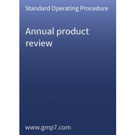 Annual Product Review