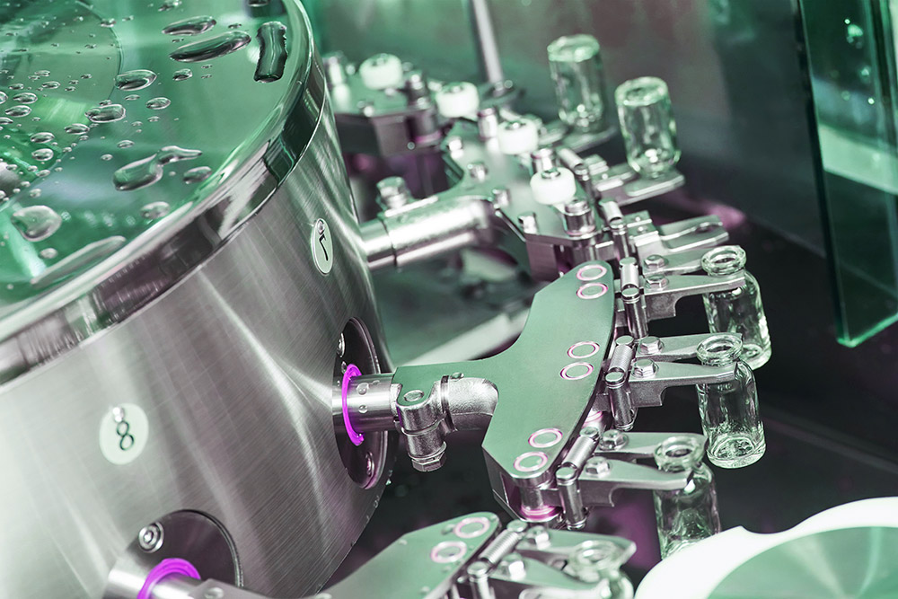 GMP Compliance in a Pharmaceutical Company